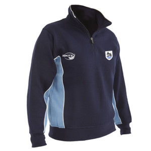b250 - ¼ zip Fleece
