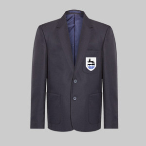 Boys eco blazer - senior